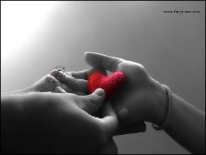 giving heart